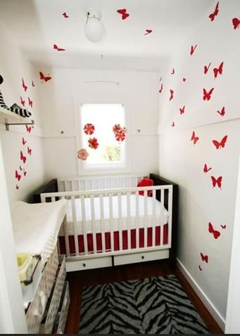 May Need This In The New House 21 Small Nursery Decorating