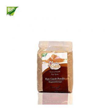 Raw Carob Powder Organic BIO Creta Carob 500gr