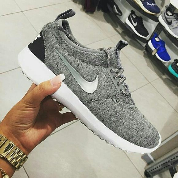 Nike Juvenate Gray Fleece Roshe NO Trades/Swaps/Rudeness Lowball offers will be ignored.   Brand New  Size: 6. 5 Women's.  OTHER SIZES AVAILABLE. PLEASE ASK.   Related: Air Max Thea flyknit Roshe Run tech fleece Nike Shoes Sneakers