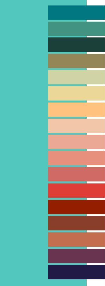 Color base y con cuáles complemento