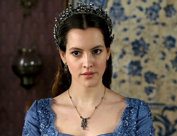 Ayse's blue lace/beaded dress, 2x09 & 2x12... - Magnificent Wardrobe