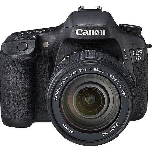 Canon EOS-7D Digital SLR Camera + Canon 15-85mm Lens - Digital Camera Warehouse