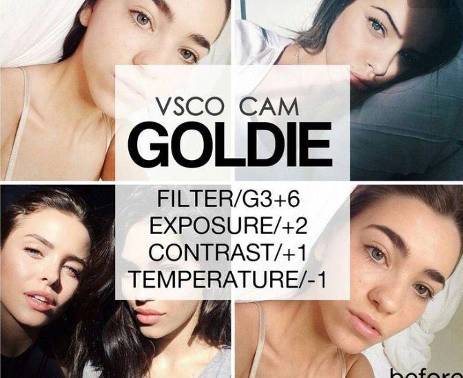 vsco cam filters tutorial