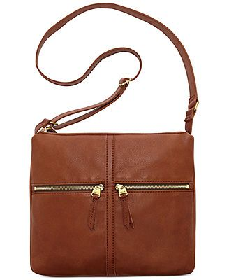 Fossil Erin Leather Crossbody Espresso Found It At Outlet For 1