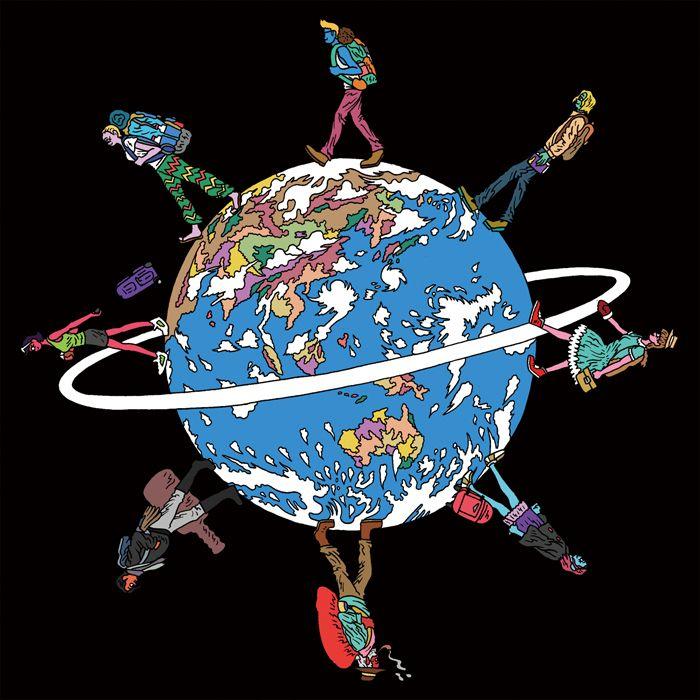 travel earth(2012)