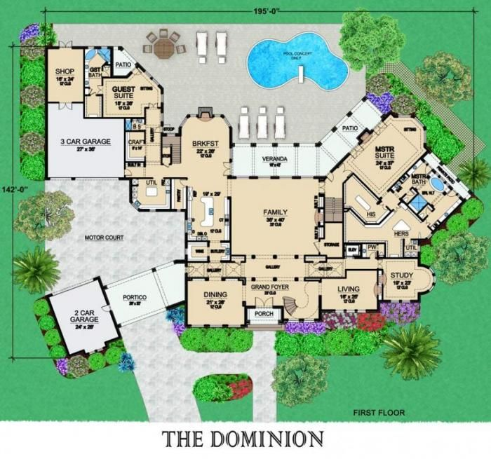 7 best sims house plans images on pinterest homes floor for Estate blueprints