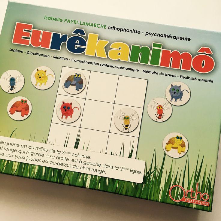Eurêkanimô - Orthophonie, lecture, logique - raisonnement, dyslexie, aphasie, dyscalculie