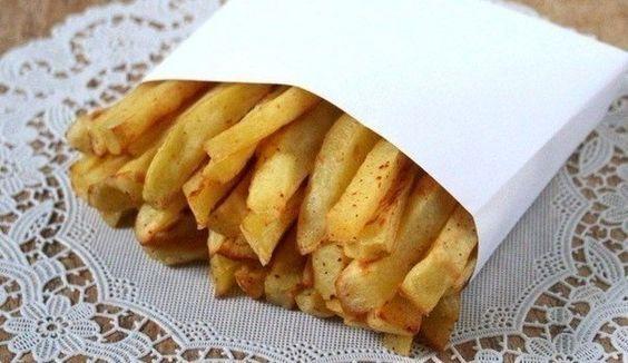 Fotopostup: Nejlepší domácí hranolky. Bez kapky oleje!