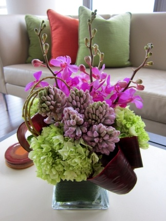 Coffee Table Arrangement Triplicity 39 S Designs