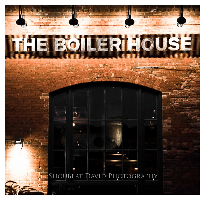 The Boiler House at the Distillery Historic District, Toronto