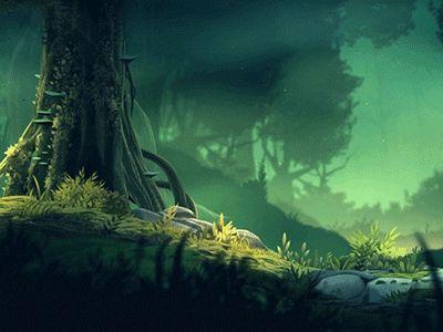 No hay mejor manera que pasar el día viendo estos paisajes deMikael Gustafsso, pues es cómo mirar en diferentes ventanas y admirar esa naturaleza recreada en computadora, aunque tiene su forma de expresar sus propias sensaciones. Un zorrito que camina de manera furtiva mientras caen las hojas en un bosque que apenas permite pasar la […]