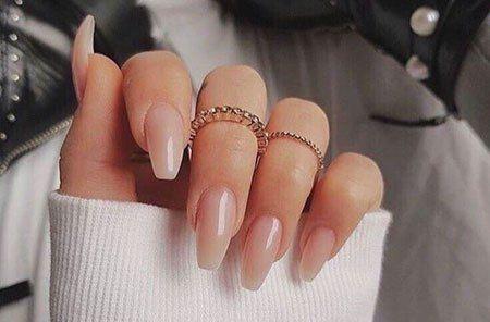 23 natürliche künstliche Nägel – Nägel