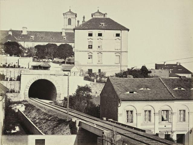 Leitmeritz, nördliches Tunnelportal