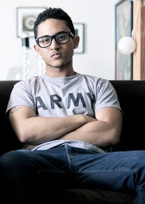 Tahj Mowry - all this right here. Damn I love a smart guy...