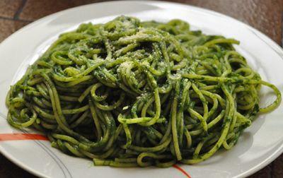 Tallarines Verdes | Peruvian Food
