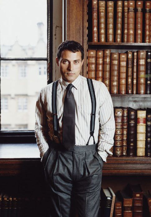 Hot Professor type pictures - Rufus Sewell