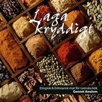 Inspirerad av sina barns och barnbarns intresse för den traditionella etiopiska och eritreanska maten, har bokens författare Gennet Awalom valt ut recept och anpassat dem till svenska kök vad gäller mått och tillagningssätt. Resultatet har blivit en kokbok som tar oss med in i en ny värld av smaker och dofter.  I den etiopiska och etritreanska matkulturen är Berbere, den spanska pepparn, som är mald och blandad med över tio sorters kryddor, huvudkryddan. Den använder man i en mängd olika…
