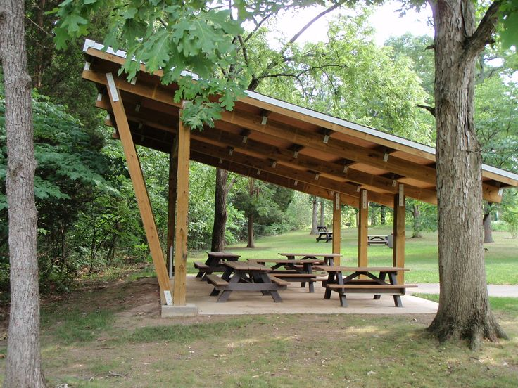 Covered Picnic Shelters : Runneymedeb g swing pinterest discover