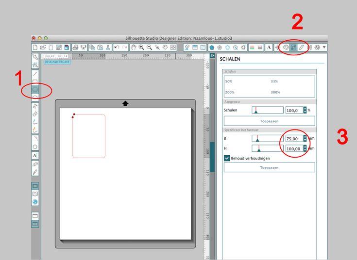 17 beste afbeeldingen over tutorials silhouette studio nederlands dutch op pinterest - Hoe je je studio ontwikkelt ...