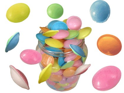 I LOVED these things as a kid. One of the cheapest sweets too, when you could get more than one for a penny