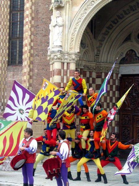 The Palio in Asti - Italy., province of Asti, Piemonte