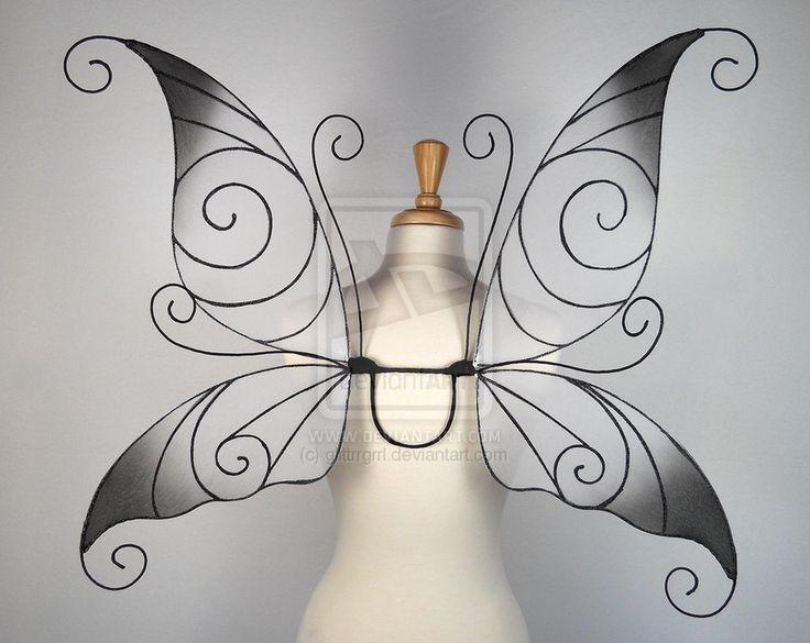 Sherie Fairy Wings by glittrrgrrl.deviantart.com on @deviantART