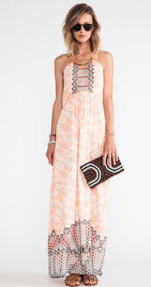 love this dress! #maxidress #maxi #dress #summer #florida