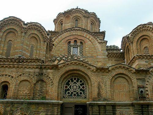 Thessaloniki,Greece. Church of Aghia Ekaterine | Flickr - Photo Sharing!
