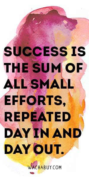 #quotes #inspirational / 25 Quotes to Help You Become Successful