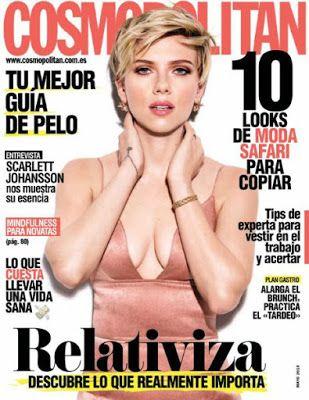 Revistas PDF En Español: Revista Cosmopolitan España - Mayo 2016 - PDF True...
