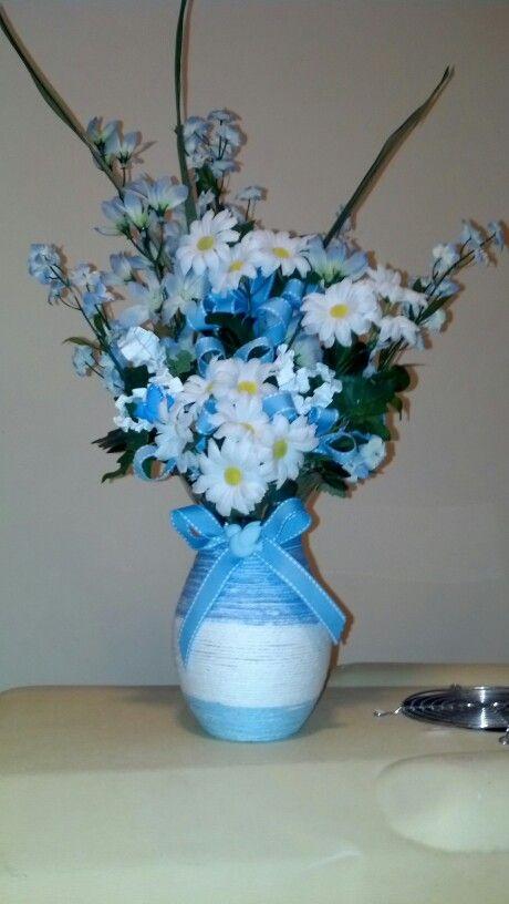 Blue/White Vase