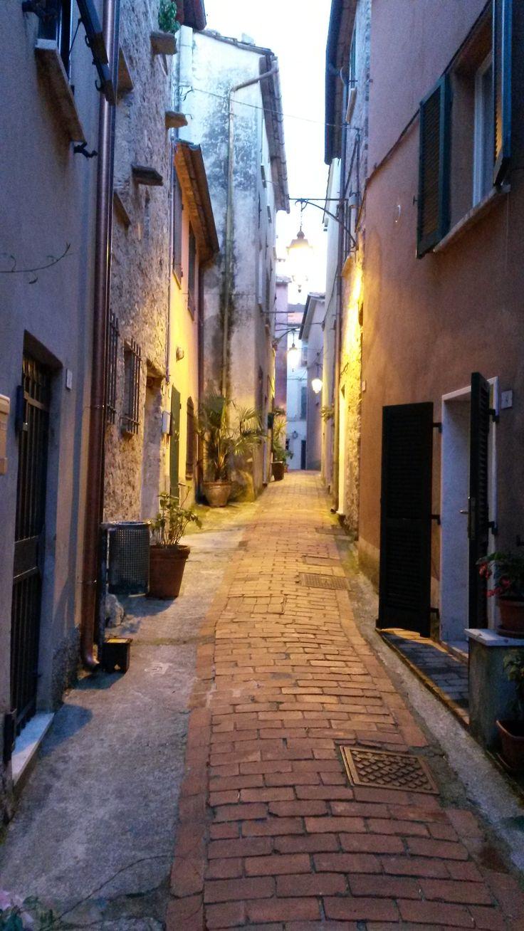 Montemarcello...what a place!!  #ohmyguide #travel #tourism #italy #liguria #street #walkingtour #italian