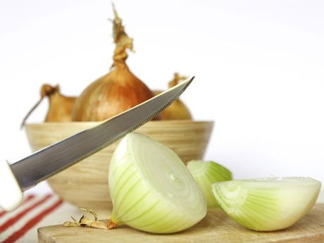 Los beneficios y las propiedades de la cebolla.