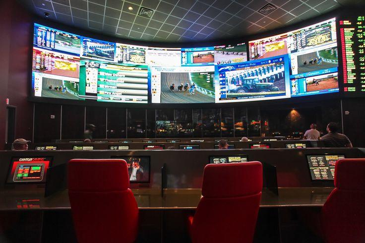 The Palms Hotel & Casino – Sports & Racing Book – Las Vegas, Nevada