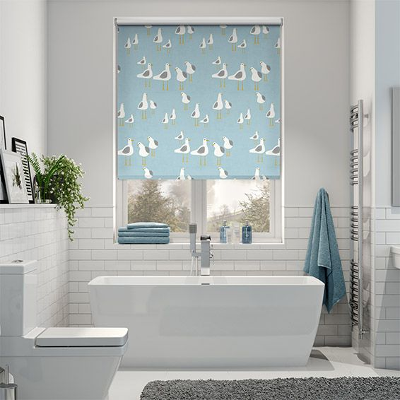 Small Bathroom Blinds best 25+ blue roller blinds ideas on pinterest | nautical roller