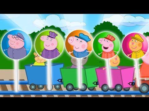#Peppa Pig #Train #Finger #Family #Lollipop | #Nursery Rhymes Lyrics - RoRo Fun Channel Youtube  #Masha   #bear   #Peppa   #Peppapig   #Cry   #GardenKids   #PJ  Masks  #Catboy   #Gekko   #Owlette   #Lollipops  #MashaAndTheBear  Make sure you SUBSCRIBE Now For More Videos Updates:  https://goo.gl/tqfFEb Have Fun with made  by RoRo Fun Chanel. More    HOT CLIP: Masha And The Bear with PJ Masks Catboy Gekko Owlette Cries When Given An Injection  https://www.youtube.com/watch?v=KVEK6Qtqo9M Masha…