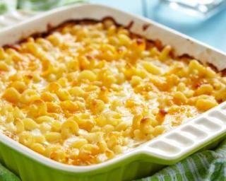Gratin de macaronis au cheddar : http://www.fourchette-et-bikini.fr/recettes/recettes-minceur/gratin-de-macaronis-au-cheddar.html