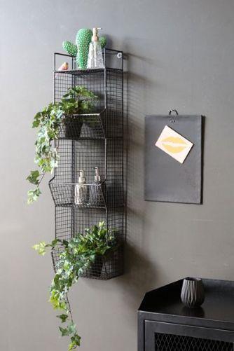 Utility Narrow Hanging Shelves - rockett st George