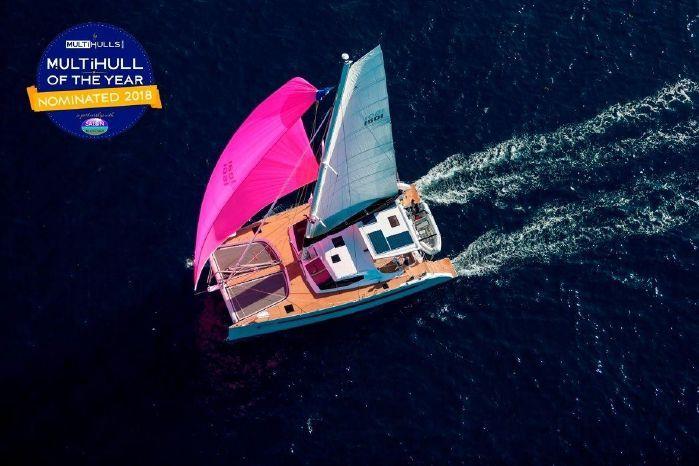 Seawind 52 1600image | Catamaran | Sailing catamaran
