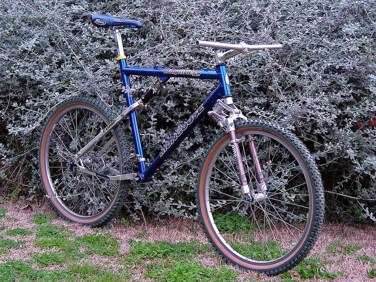 vintage mongoose mountain bikes 1990s