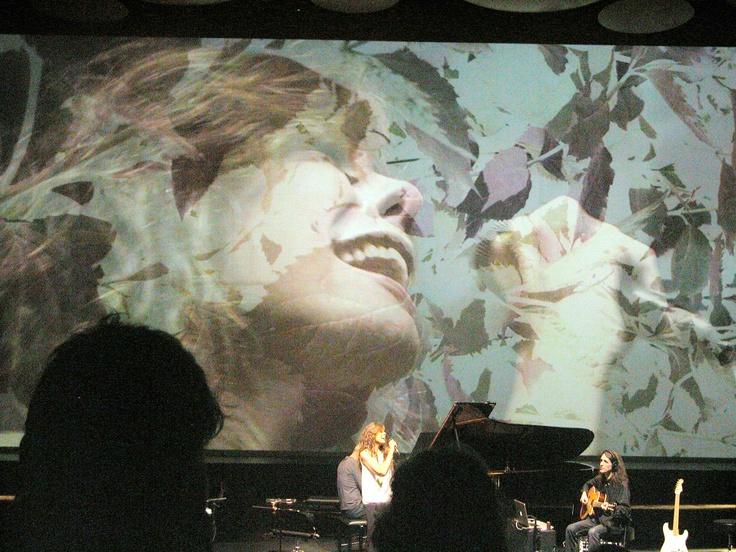 Concerto Alice, 5 luglio 2012 La Milanesiana