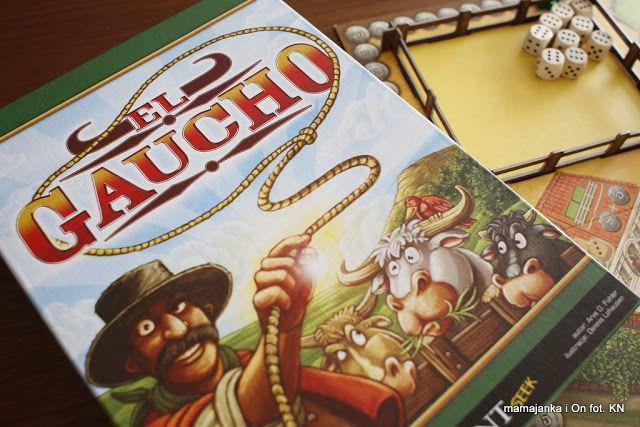"""mamajanka i ON: El Gaucho, czyli """"Ej! To moja krowa!"""""""