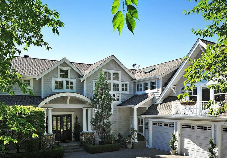 1000 Ideas About Shingle Style Architecture On Pinterest