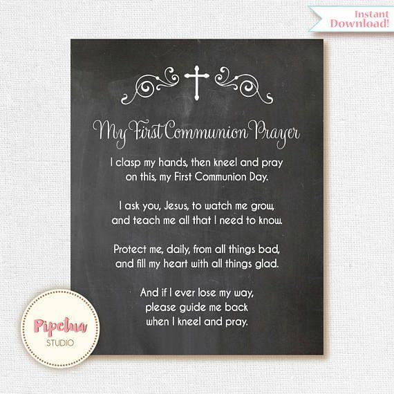 First Communion Prayer. Communion Prayer. Boy First Holy