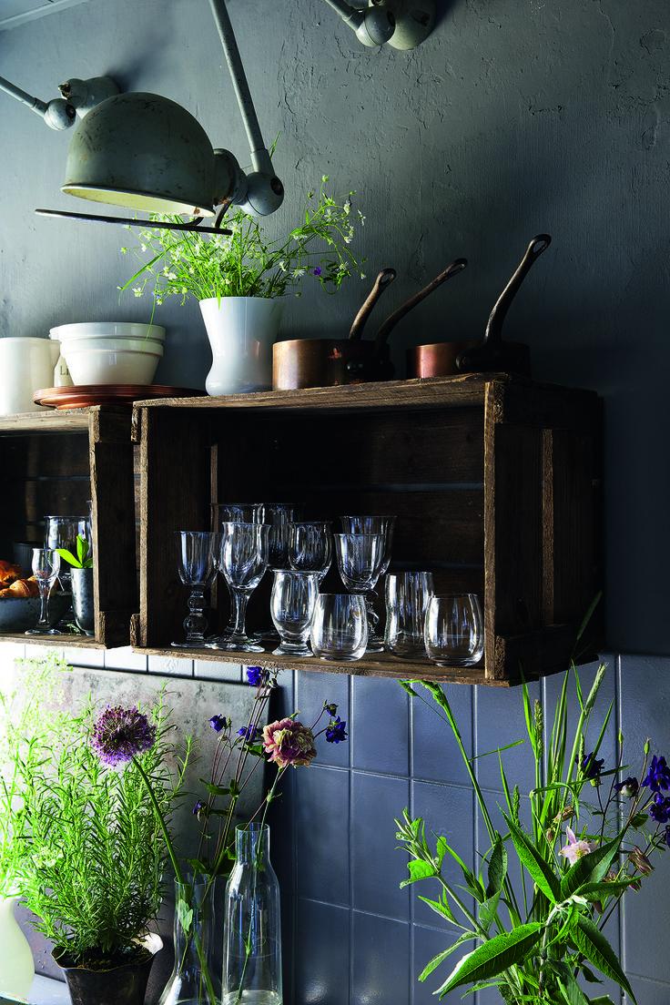 #design3000 Karaffe Minima überzeugt jeden stilvollen Haushalt mit einer Extraportion skandinavischer Eleganz.