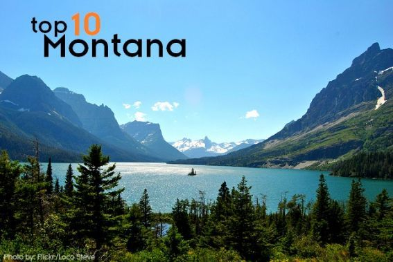 top 10 things to do in montana, including:  -Rafting -Horseback riding -Museums -Winter activities -Much More  Pin now & travel later...