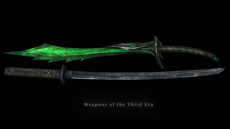 Weapons of the Third Era MoS edition