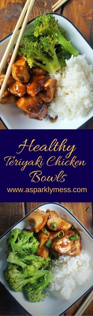 This Simple Healthy Teriyaki Chicken dinner made in less than 30 min. And the homemade teriyaki sauce is way better than any store brand! Add some steamed rice and veggies for a perfect meal, better and faster than take out. Quick and easy dinners are my favorite to share with you, especially if they taste...