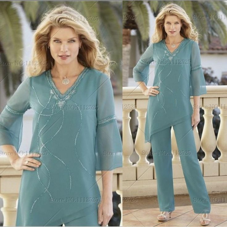 Joan Joan Rivers Two Pieces Jacket 3/4 Long Sleeve 2015 Plus Size Mother Of The Bride Dresses Trousers V Neck Chiffon Mother'S Pants Suit Wear Groom Gowns Joan Rivers Rivers From Flip_zone, $114.46| Dhgate.Com