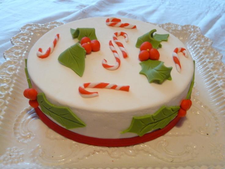 first christmas cake